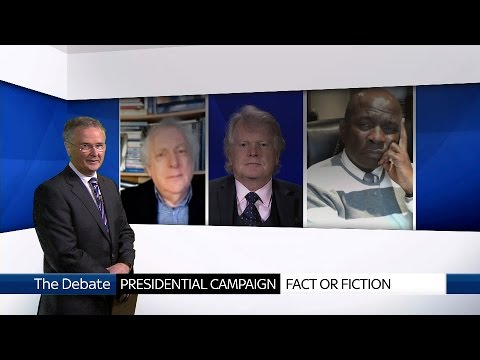 Sky  Debate: Michael Dobbs: White House Campaign – More Than Fiction