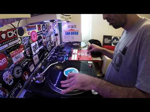 Jose Rodriguez - Freestyle on Manual Breaks Vol. 1
