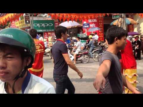 Lễ hội truyền thống Thị trấn Gia Lộc