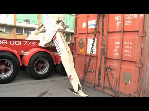 Transportation Services Port Adelaide Container Transport Services SA