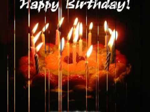 rashed al majed- Happy Birthday sarah