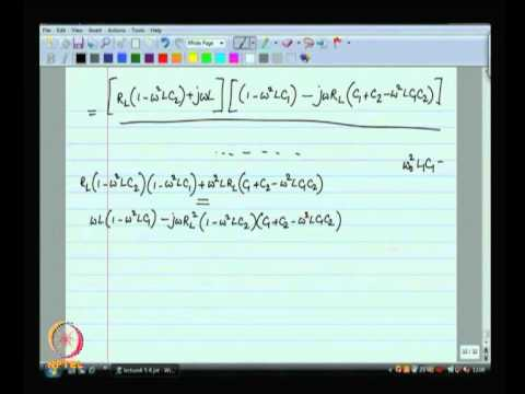 Mod-02 Lec-06 Other matching networks