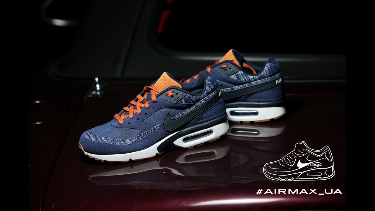 air max bw denim