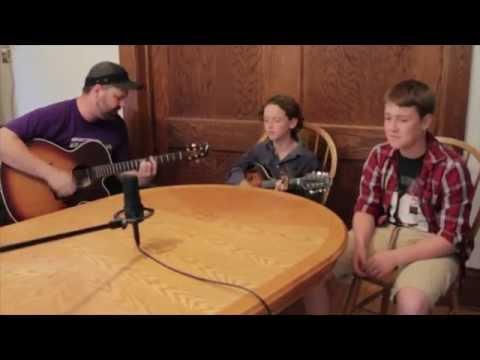 The Janzen Boys - Wagon Wheel - Dining Room Sessions