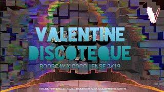 Gambar cover VALENTINE DISCOTIQUE - BOORCAY x COCO LENSE