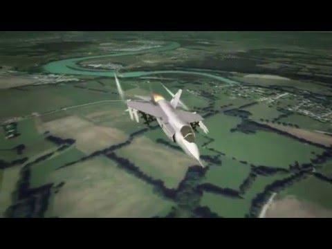Simulator Games - Best Fighter Simulator in 2016- Real Jet Fighter Air Simulator