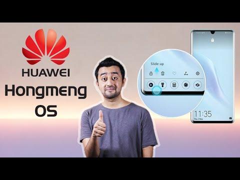 Huawei OS Hongmeng - Top Features & Launch Date - YouTube