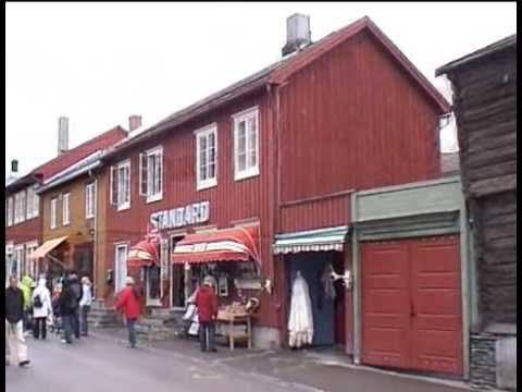 Røros - Stadt in Norwegen