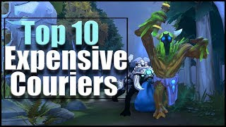 Dota 2 Top 10 Most Expensive Couriers