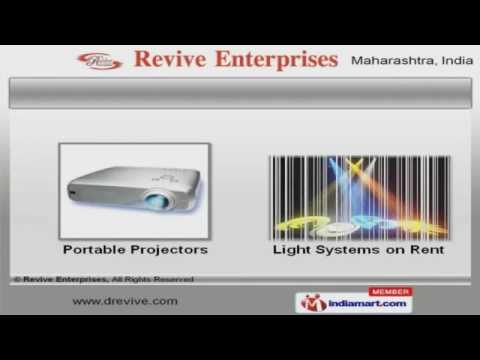 Karaoke & Sound Systems by Revive Enterprises, Mumbai