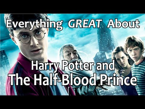 Download Youtube: Everything GREAT About Harry Potter and The Half-Blood Prince!