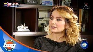 ¿Cómo conoció Elizabeth Álvarez a Jorge Salinas? | Ponle la cola al Burro | Hoy