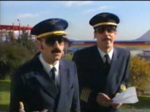 Juan Graca y Paco Miró, Comandantes (Faemino y Cansado)