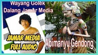 ABIMANYU GENDONG (Full Audio) - Wayang Golek Dalang R.C. Jamar Media