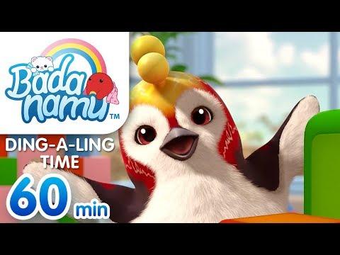 Ding-a-Ling Time | Badanamu Compilation