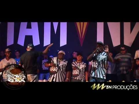 Show histórico na Roda de Funk da Baixada Santista :: Cidinho & Mascote :: 2º