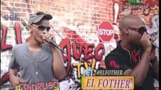 EL FOTHER - ELLA PRIVA EN FINA @ EL JANGUEO TV