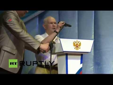 LIVE: Baikonur Space Centre celebrates 60th anniversary
