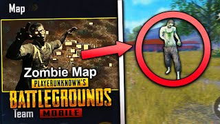 PUBG Mobile *Zombie Mode* Gameplay is Out! - Zombie Mode Map Gameplay & Release Date!