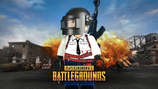 Download LEGO PUBG Animation Stop Motion