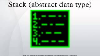 Stack (abstract data type)