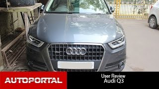 Audi Q3 User Review - 'great features' - Auto Portal