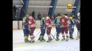 Звездный хоккей