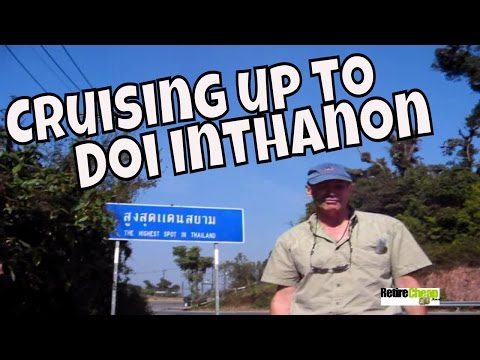JC's Road Trip -  Cruising up to Doi Inthanon National Park, Thailand