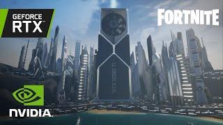 Fortnite   RTX TiTANIUM CITY   Gun Game
