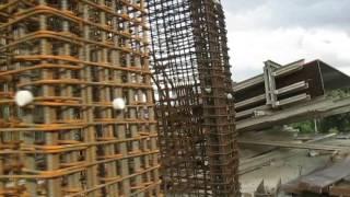 Menteng Park Apartement Shear Wall Construction