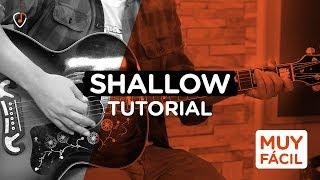 Baixar A Star is Born - SHALLOW TUTORIAL GUITARRA | Guitar Lesson + TAB (Lady Gaga & Bradley Cooper)