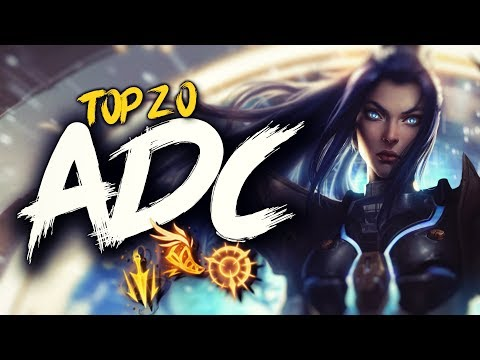 Top 20 ADC Plays #14 | League of Legends thumbnail