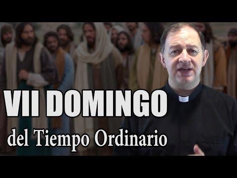 Domingo VII del tiempo ordinario - Ciclo C - Amen a sus enemigos