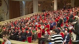 Выступление Владимира Жириновского на ХХI Всемирном Русском Народном Соборе