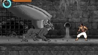 """[TAS] GBA Prince of Persia: The Sands of Time """"100%"""" by theenglishman in 1:14:16.72"""