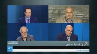 """شاهد..خالد ميري: الداخلية استغلت الضبط والإحضار للانتقام من """"الصحفيين"""""""