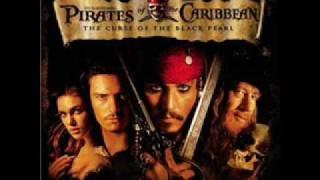 Pirates Of The Caribbean - Moonlight Serenade (Music)