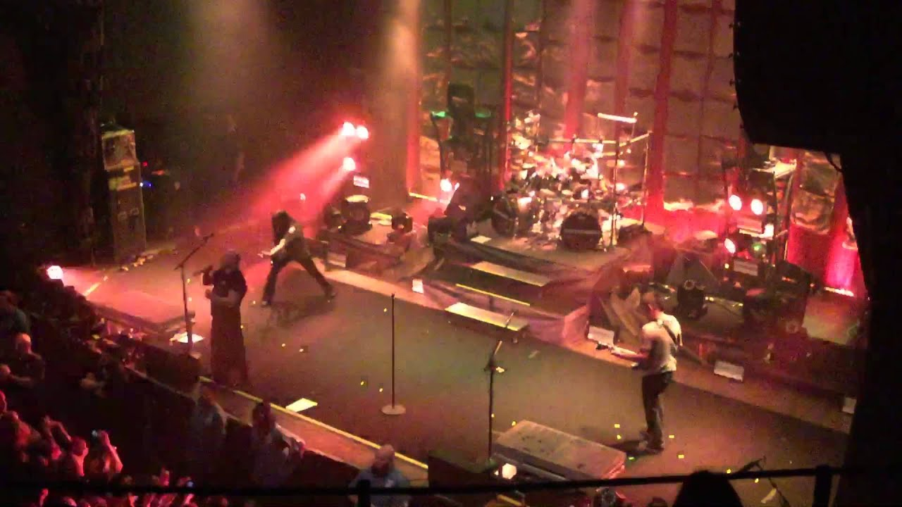 disturbed - stupify house of blues dallas - youtube