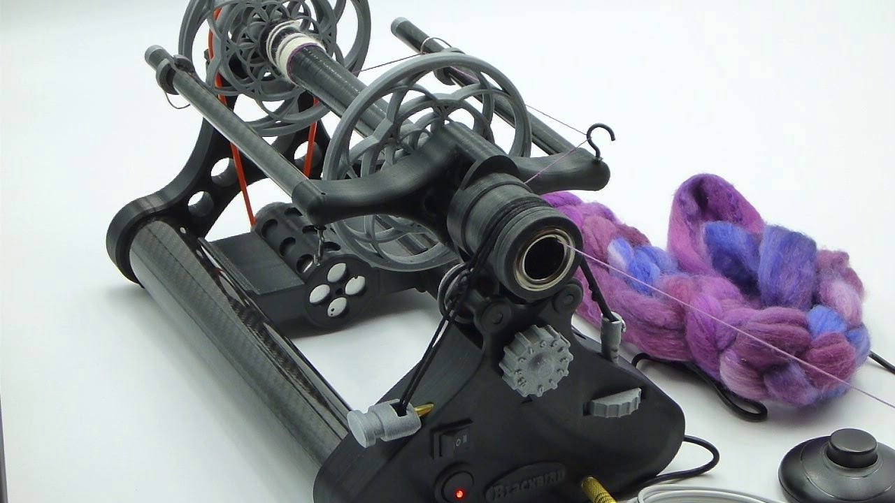 Blackbird E-Spinner, how to operate
