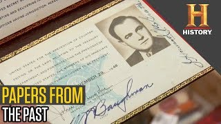 Top Secret Historical Items | Pawn Stars