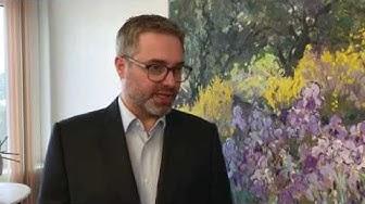 Warum sich ein Unternehmer für die MEM-Industrie engagiert: Peter Fischer, Quästor von Swissmem
