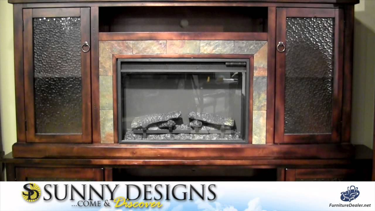 Sunny Designs fireplaces