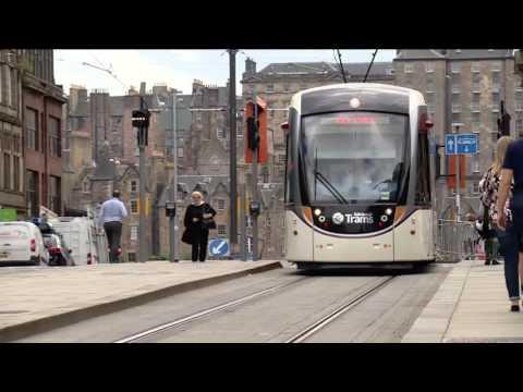 Edinburgh trams inquiry BBC online