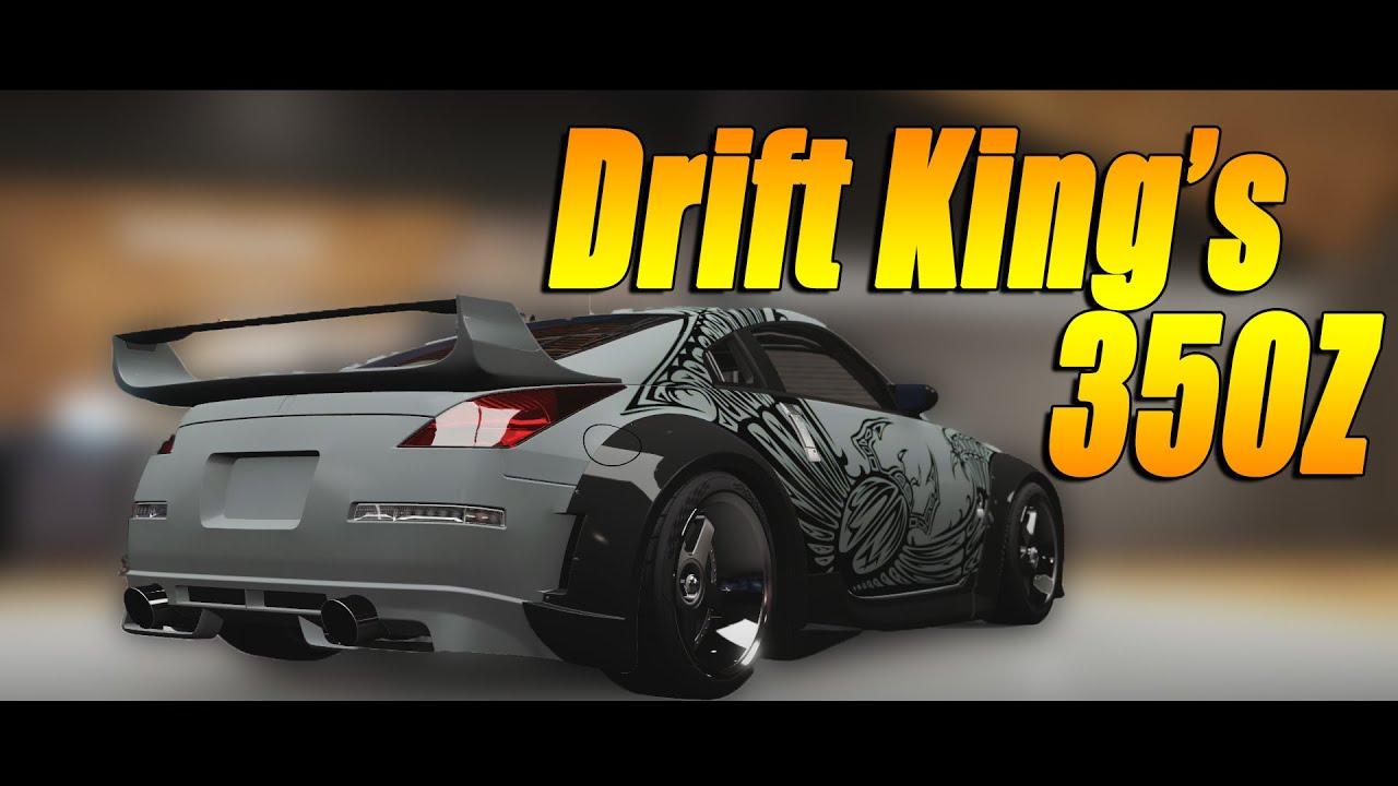Forza Horizon Tokyo Drift Drift King Youtube