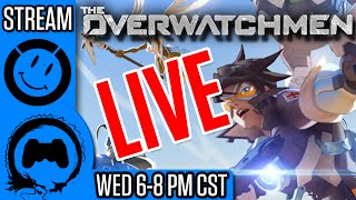 OVERWATCH LIVE MULTICAM - Part 3 - The Overwatchmen