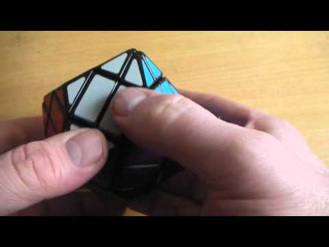 Demonstration: Lanlan 4x4 Rhombic Dodecahedron