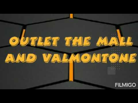 Shopping at Valmontone Outlet & Admission to Rainbow MagicLand - Video