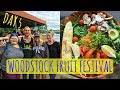 THE LOVE IS REAL AT THE WOODSTOCK FRUIT FESTIVAL // DAY 5
