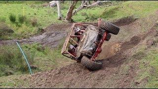 4x4 Stampede NZ 4WD National Final Highlights | Turakina 2018