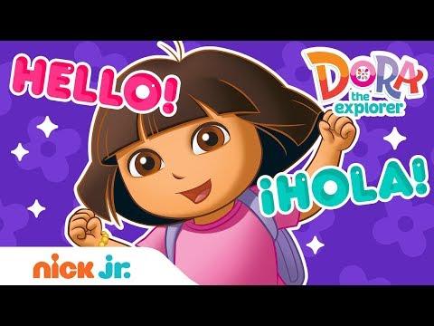 Speak Spanish W/ Dora The Explorer! | Nick Jr.